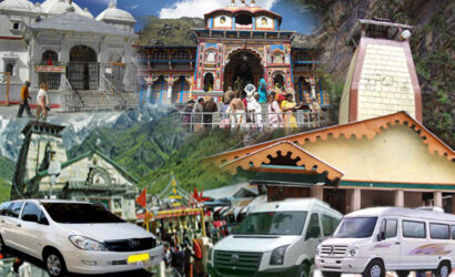 chardham yatra by road package from haridwar