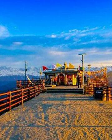 Kartik Swami Trek