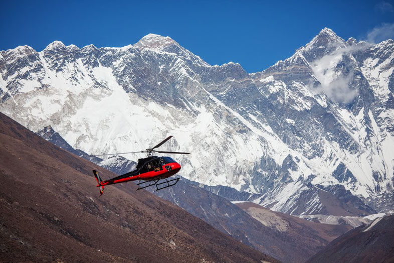 himalayan helicopter tour
