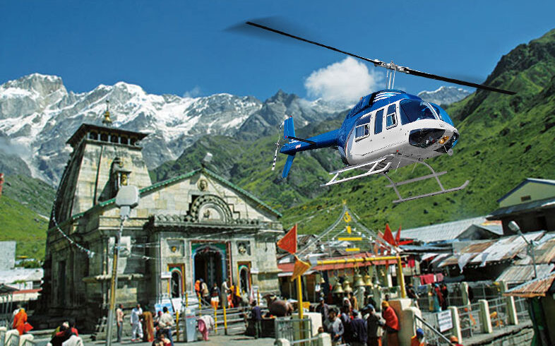 kedarnath helicopter booking 2021